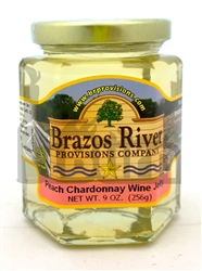 <h3>Brazos River Provisions Peach Chardonnay Jelly</h3>