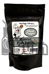 <h3>Microwave Ghost Pepper Pork Rinds</h3>