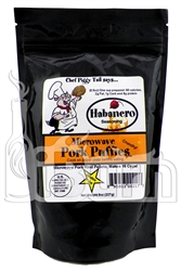 <h3>Microwave Habanero Pork Rinds</h3>
