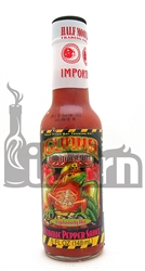 <h3>Iguana Radioactive Atomic Pepper Sauce</h3>
