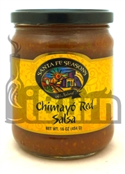 Santa Fe Seasons Chimayo Red Salsa