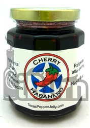 Texas Pepper Jelly Cherry Habanero