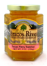 Brazos River Provisions Texas Fiery Sunshine Jam
