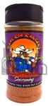 Texas Rib Rangers Spicy Barbecue Seasoning