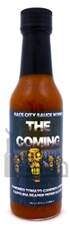 Race City Sauce Works The Coming Reaper Hot Sauce