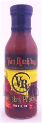 Van Roehling Whiskey Peach BBQ Sauce