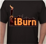 iBurn T-Shirt - 4X-Large