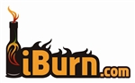 iBurn.com Sticker