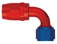 -6 AN Aeroquip 90° Reusable Hose End