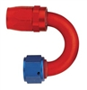 -8 AN Aeroquip 180° Reusable Hose End