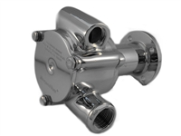 "Magnaflow 1"" self-priming, cam driven water pump"