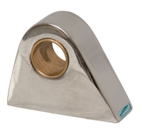 "7/8"" Chrome Bronze Transom Block"