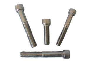 5/16-18 Socket Allen Cap Screws Stainless Steel