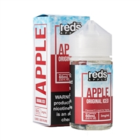 ICED REDS Apple Juice by 7 Daze - 60mL Apple Juice Vape $11.99  - EJuice Connect