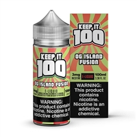 KiBerry Killa by Keep it 100 E-Liquid - 100ml $12.99 Vape Juice - EJuice Connect