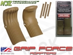 Grip Force Adapter For Glock Gen 4 FDE