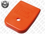 Glock OEM Gen 1-4 Orange Magazine Plate 9MM .357 .40