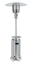 Stainless Steel Patio Heater with Table