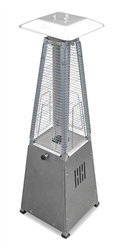 Table Top Stainless Steel Pyramid Heater