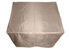 Square Heavy Duty Waterproof Propane Fire Pit Cover