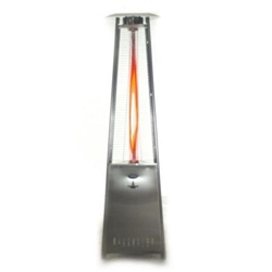 Stainless Steel Lava Heater 2G