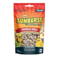 loz/6 SUNBURST TREATS MILLET BITS