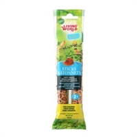Living World Canary Sticks, Honey Flavor, 60 g (2 oz),2-pack