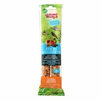 Living World Finch Sticks, Fruit Flavor, 60 g (2 oz),2-pack