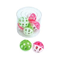 Small Round Rattle Ball Toys