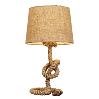 Rope Table Lamp L128S
