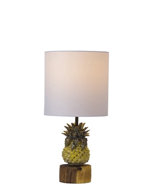 Small Pineapple Ceramic Lamp L476Y