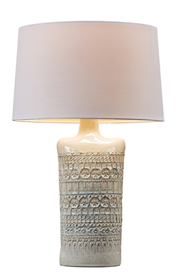 Light Manza Ceramic Lamp L484W