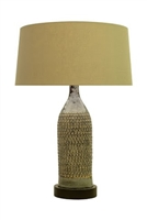 CERAMIC ARORA LAMP