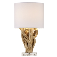 Mini Intertwined Vine Lamp
