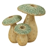 SEA FUNGUS GREEN VASE