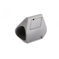 Fortis Low Profile Gas Block - .750 - Stainless Steel