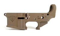 Turner Armament Mil-Spec Lower Receiver - FDE