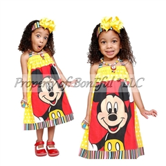 Mickey Mouse Disney Dress
