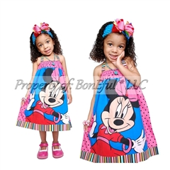 Minnie Mouse Disney Dress