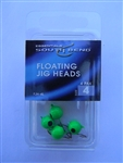 South Bend Floating Jig Heads (T2-84)