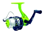 Zebco Splash Chartreuse Spinning Reel