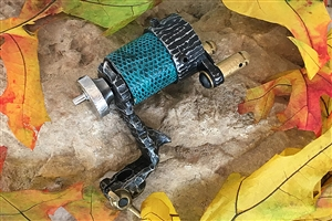 Rotary Tattoo Machine by Mike Metaxa
