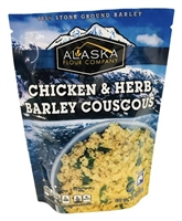 Alaskan Barley Couscous Chicken and Herb 5.5 oz