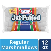 Jet Puff Marshmallows Regular 10oz