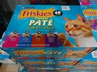 Friskies Canned Variety Cat Food 48 ct