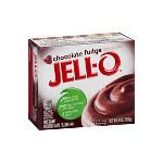 Jello Inst Pudding Choc Fudge 5.9oz