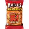 Bakenets Pork Skins Fried Hot & Spicy 4oz