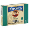 Napoleon Oysters Smoked Tiny 3.66oz