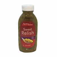 Signature Kitchens Relish Squeeze 9fz