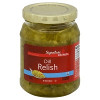 Signature Kitchens Relish Dill Pickle 10fz